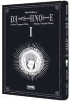 death note black edition 1 (de 6) tsugumi ohba takeshi obata 9788467912098