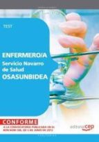 enfermero/a del servicio navarro de salud osasunbidea. test 9788468143798