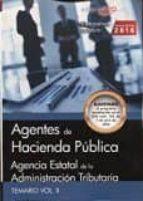 agentes de hacienda pública. temario vol. ii-9788468170398