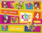 kids 4 años 3º trimestre ed 2013-9788468309798