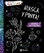 mi primer libro magico :mundo de colores 9788469625798