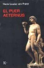 el puer aeternus marie luise von franz 9788472456198