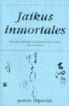 jaikus inmortales (3ª ed.)-9788475171098