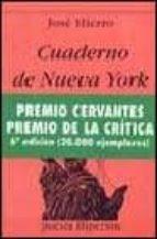 cuaderno de nueva york-jose hierro-9788475175898