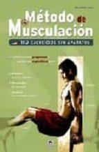 metodo de musculacion: 110 ejercicios sin aparatos olivier lafay 9788479027698