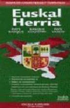 mapa de carreteras y turistico de euskal herria-pays basque-basqu e country-pais vasco (escala 1:200000)(1cm=2km)-9788482162898