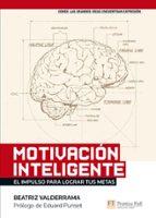 motivacion inteligente beatriz valderrama 9788483226698