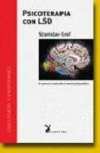 psicoterapia con lsd stanislav grof 9788487403798