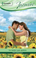 la mujer que quiero (ebook)-nina harrington-9788490006498