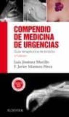 compendio de medicina de urgencias, 4ª ed luis jimenez murillo 9788490228098