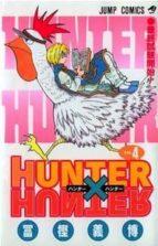 El libro de Hunter x hunter 4 autor VV.AA. PDF!