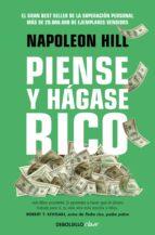 piense y hagase rico napoleon hill 9788490325698