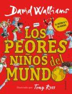los peores niños del mundo-david walliams-9788490437698