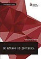 El libro de Los matrimonios de conveniencia autor VANESA GARCIA HERRERA EPUB!