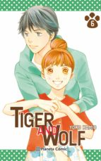 tiger and wolf nº 06/06 yoko kamio 9788491467298