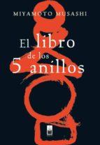el libro de los 5 anillos miyamoto musashi 9788493540098
