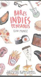 bares indiespensables-elisa muñoz-9788494662898