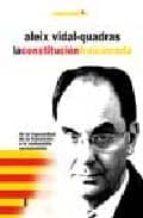 la constitucion traicionada-aleix vidal-quadras-9788496088498