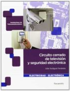 circuito cerrado de television y seguridad electronica julian rodriguez fernandez 9788497326698