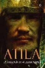 estuche atila: trilogia completa william napier 9788497346498