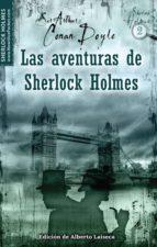 las aventuras de sherlock holmes-arthur conan doyle-9788497638098