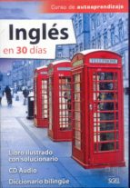 ingles en 30 dias (incluye audio-cd)-9788497780698