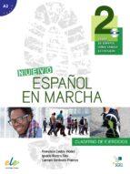 nuevo español en marcha 2 ejercicios+cd-9788497783798