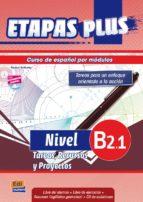 etapas plus b2.1 alumno+ejercicios+grama+cd-9788498483598