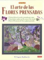 el arte de las flores prensadas w eugene burkhart jr 9788498741698