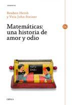 matemáticas (ebook)-reuben hersh-9788498923698