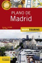 plano callejero de madrid 2014 9788499356198