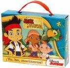 jake y los piratas: maletin con 4 libros. ¡yo, ho, marineros! 9788499515298