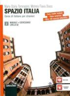 spazio italia 2 (libro + eserciziario + dvd rom) (a2) m.f. diaco 9788820133498