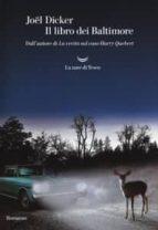 il libro dei baltimore joël dicker 9788893441698