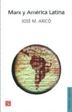 marx y america latina jose m. arico 9789505578498