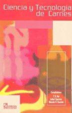 ciencia y tecnologia de carnes y.h. hui marcelo r. rosmini isabel guerrero 9789681865498