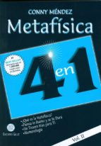 metafisica 4 en 1 (vol. ii) conny mendez 9789806114098