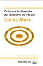 critica de la filosofia del derecho de hegel-karl marx-9789871074198