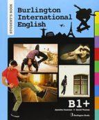 international eng b1+ alumno 9789963514298