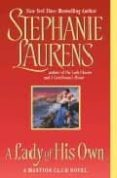 A LADY OF HIS OWN - 9780060593308 - STEPHANIE LAURENS
