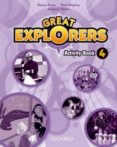 GREAT EXPLORERS 4 AB - 9780194507608 - VV.AA.