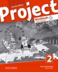 PROJECT 2 WORKBOOK PK 4ED - 9780194762908 - VV.AA.