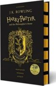 HARRY POTTER AND THE PHILOSOPHER S STONE - HUFFLEPUFF EDITION - 9781408883808 - J.K. ROWLING