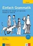 EINFACH GRAMMATIK ESP - 9783126063708 - VV.AA.