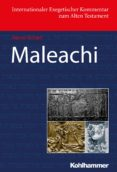 Ebook para descargar kindle MALEACHI 9783170288508 de AARON SCHART in Spanish PDF FB2