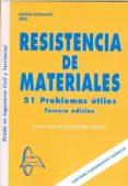 RESISTENCIA DE MATERIALES - 9788415793908 - JUAN CARLOS MOSQUERA FEIJOO