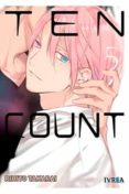 TEN COUNT Nº 5 - 9788417490508 - RIHITO TAKARAI