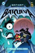 batman: historias de la batcueva - la moneda demoledora-michael dahl-luciano vecchio-9788417509408
