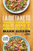 LA DIETA KETO - 9788425356308 - MARK SISSON