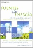 FUENTES DE ENERGIA - 9788428331708 - JOSE ROLDAN VILORIA